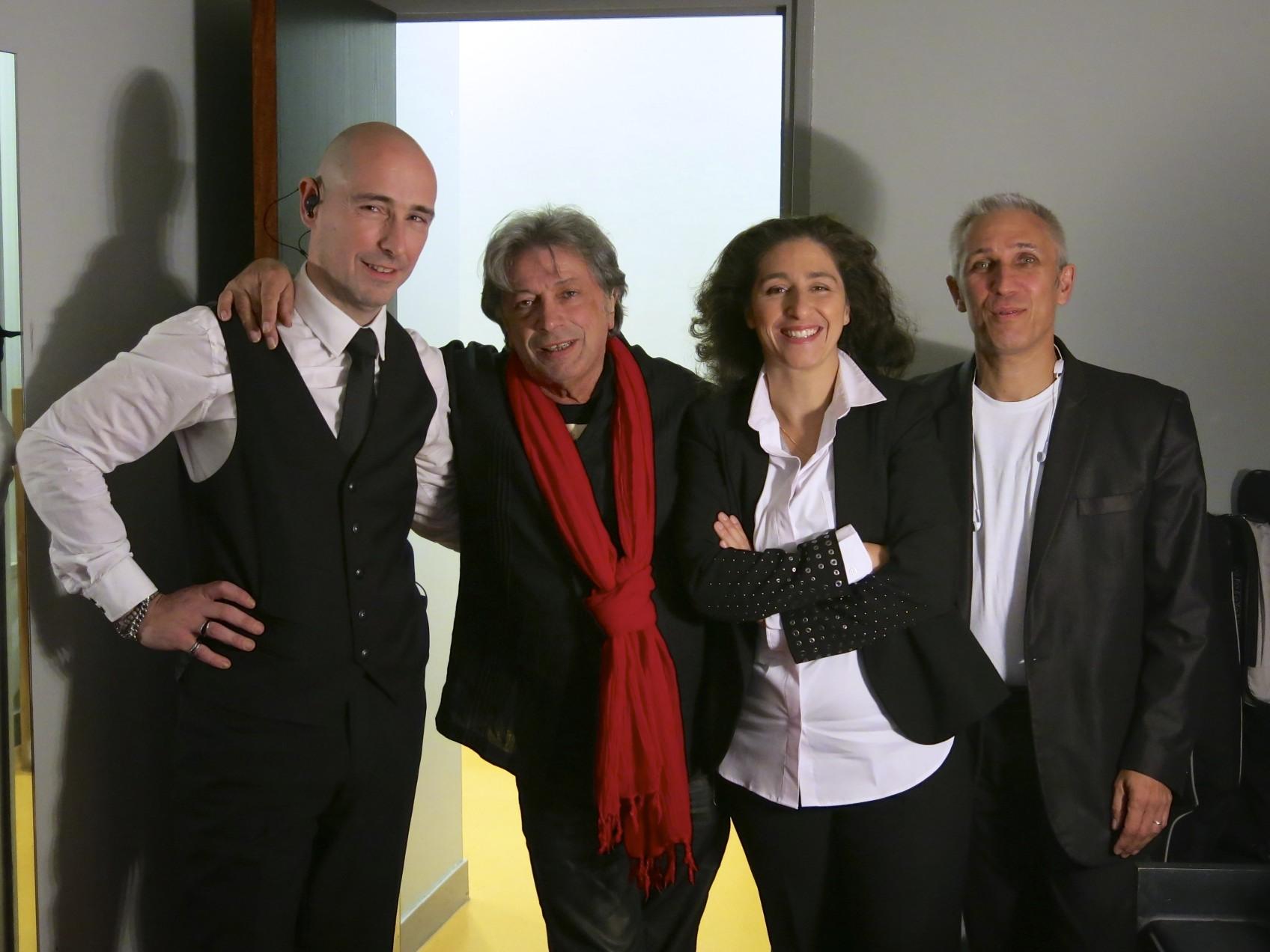 Hervé VILARD et Nous