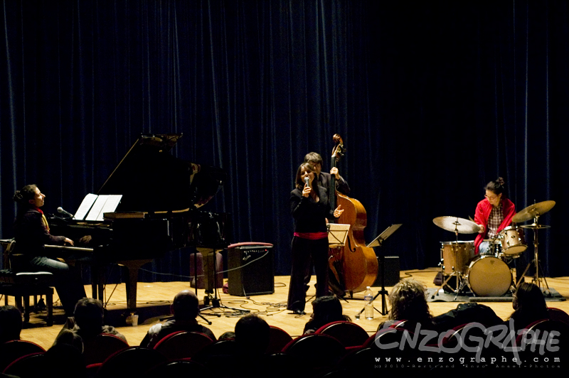 Jam Session - Mélanie Dahan